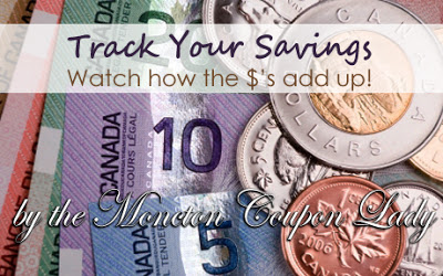 Coupon Savings Tracker
