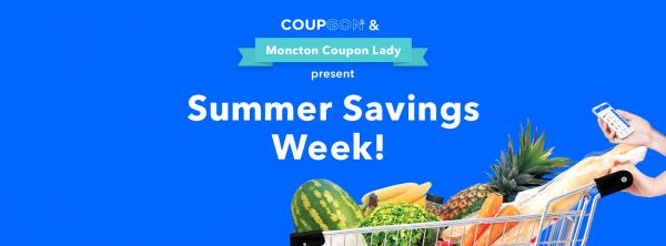 MCL & Coupgon present: Summer Savings Week!