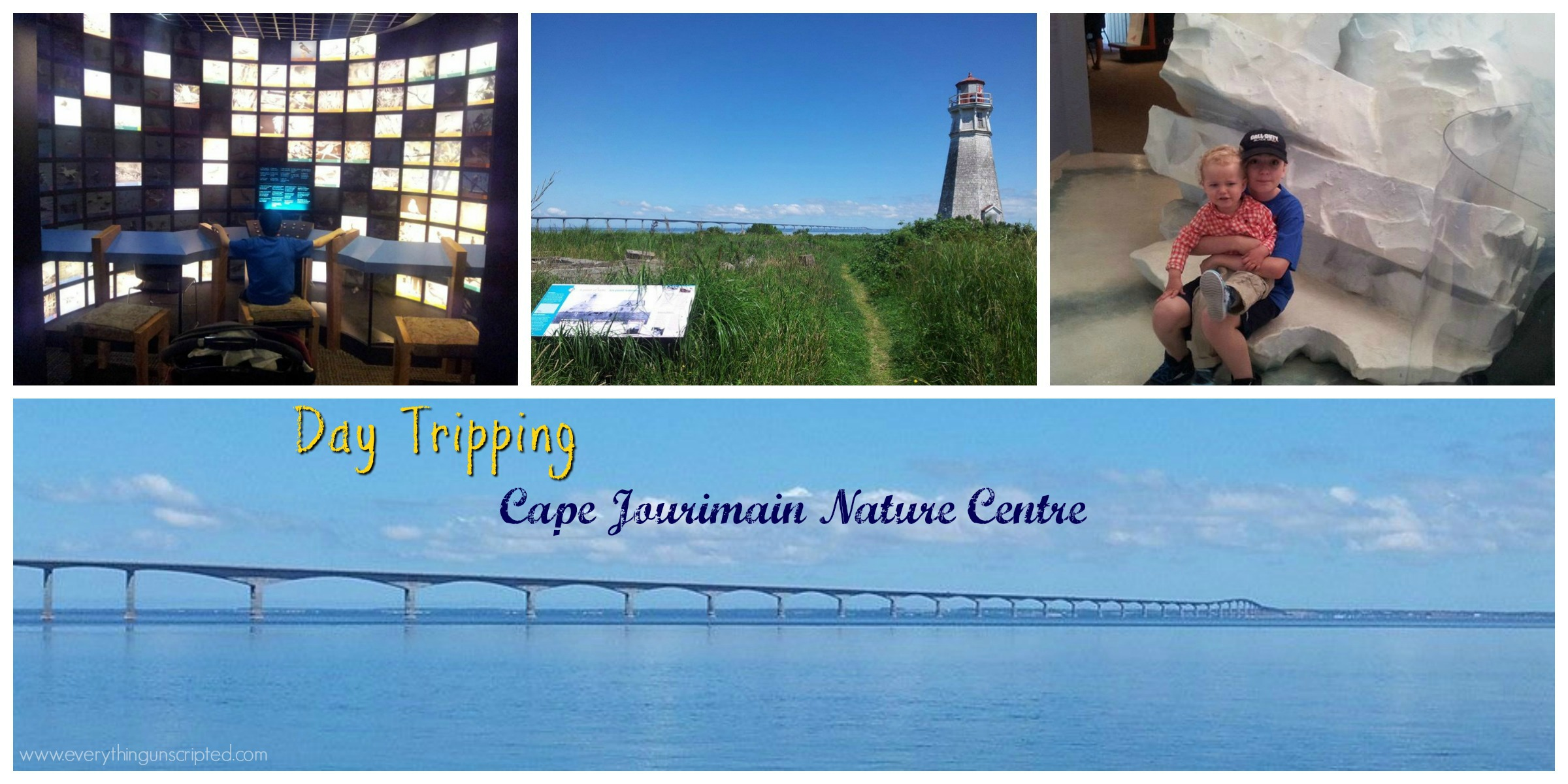 Day Tripping – Cape Jourimain Nature Centre