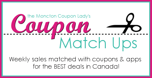 Coupon Match Ups & Deals starting May 4th
