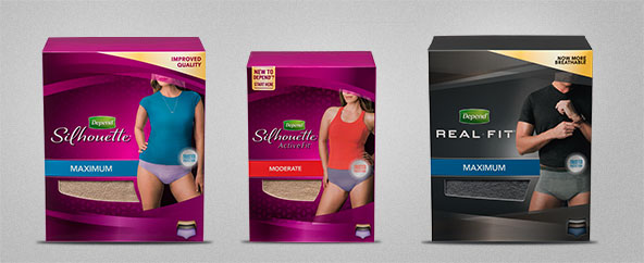Request Free Sample of Depends