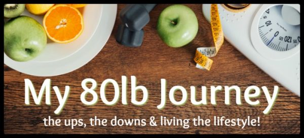 My #80lbJourney – Reflections…Back to the gym and moving forward