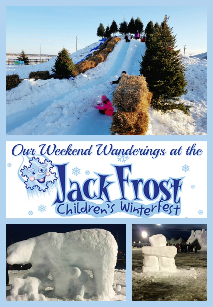 Weekend Wanderings – Jack Frost Children's Winterfest