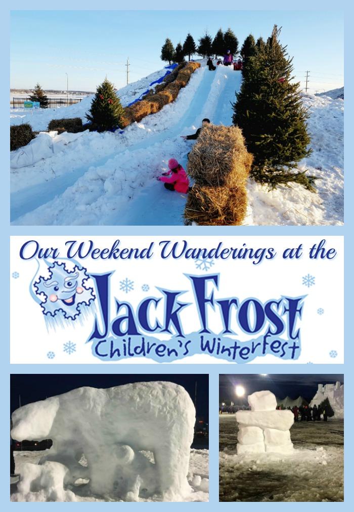 Weekend Wanderings – Jack Frost Children's Winterfest