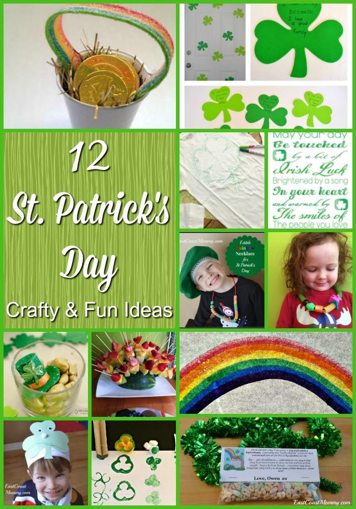 12 St. Patrick's Day Crafts & Fun Ideas