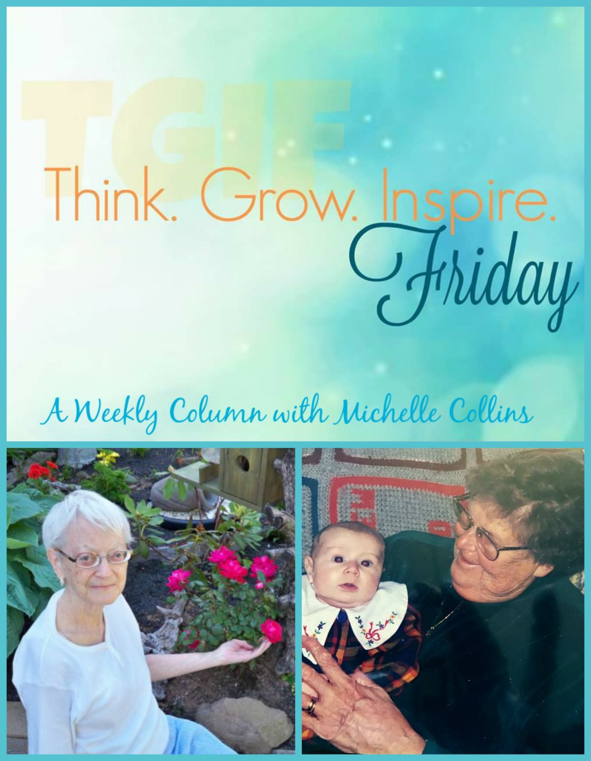 Think.Grow.Inspire.Friday – Mom's the Word