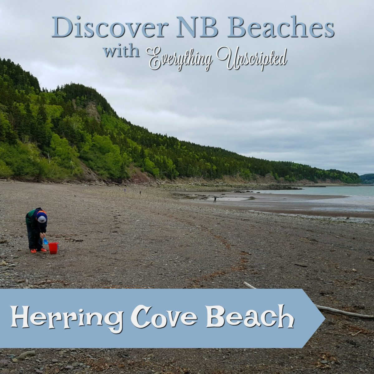 Discover NB Beaches – Herring Cove Beach