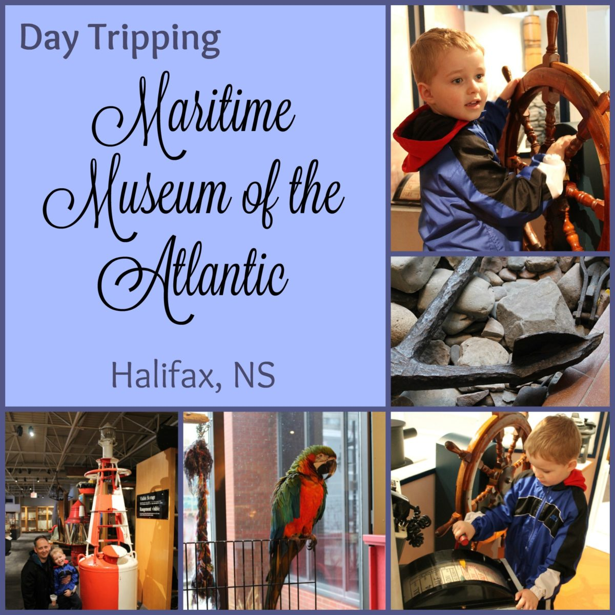 Visiting the Maritime Museum of the Atlantic, Halifax NS