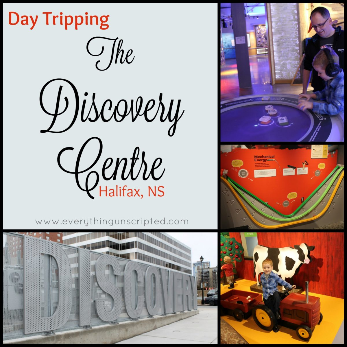 The Discovery Centre- Halifax, NS