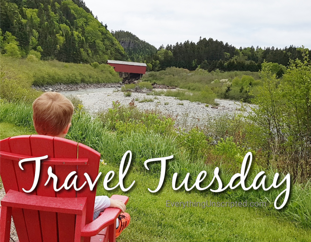 Travel Tuesday – Just Take It Easy
