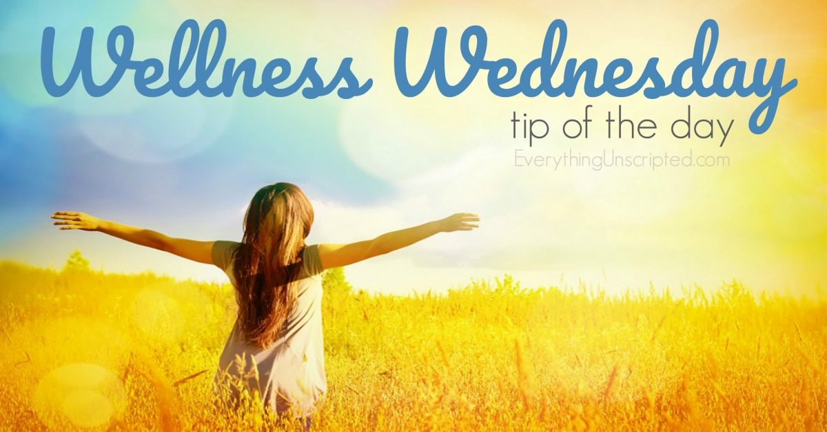 Wellness Wednesday – Drinking More Water
