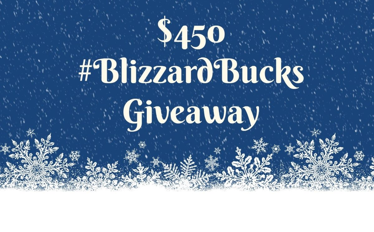 GIVEAWAY $450 Cash #BlizzardBucks (Worldwide) ends 12/04