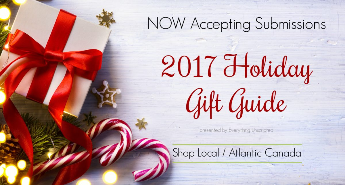 NOW ACCEPTING – Local Holiday Gift Guide Submissions!